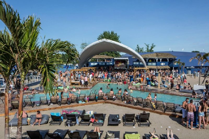 Beach Club Montreal Quebec Canada Things To Do In 50 Best Tourism Attractions