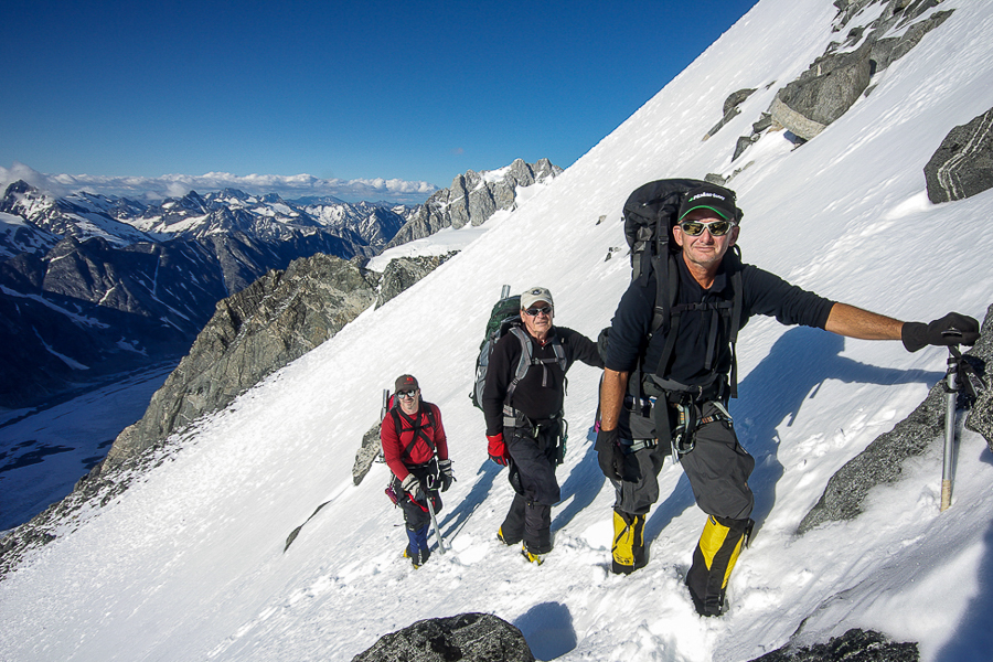 Land Based Mountain Climbing Things To Do In Life