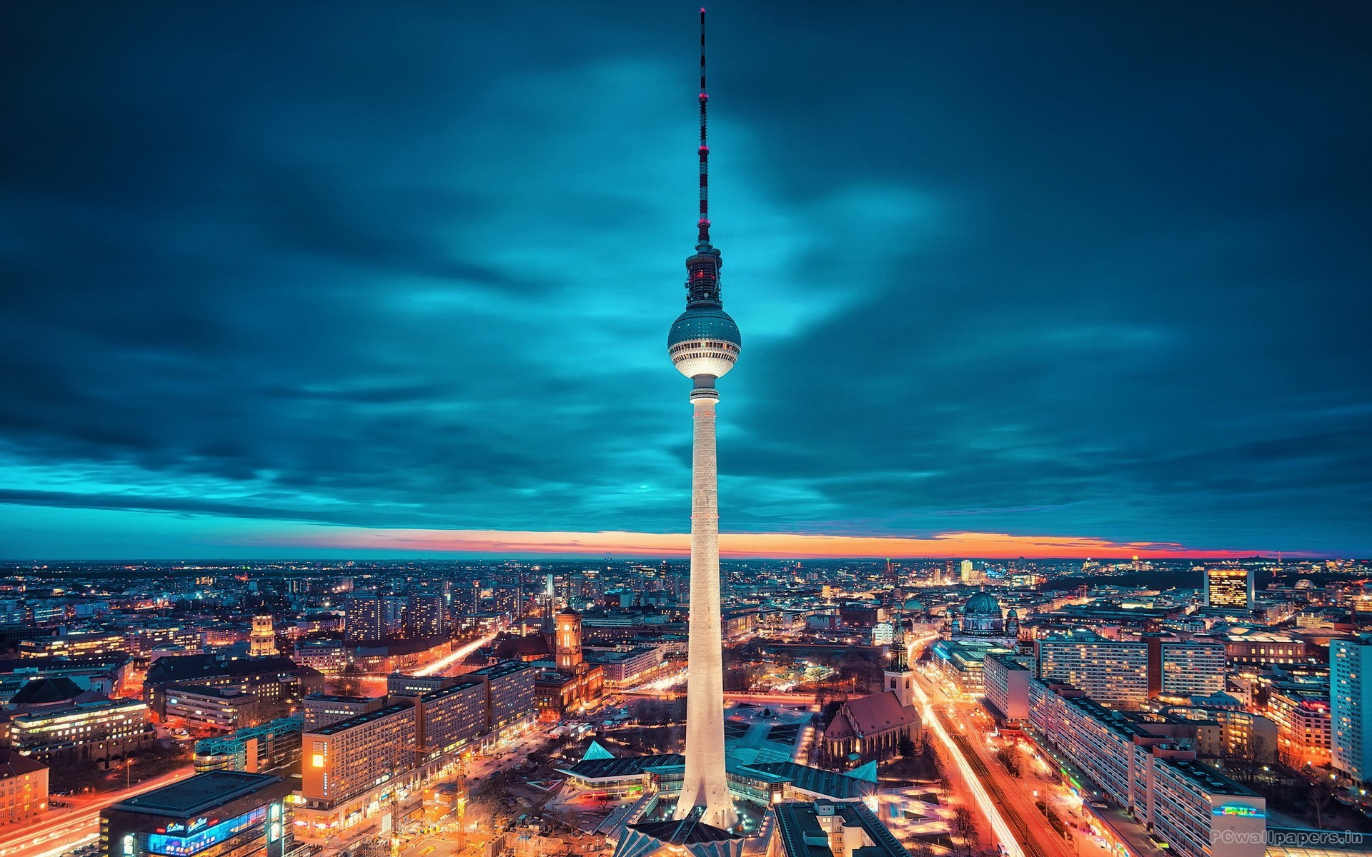 Berlin Television Tower (Fernsehturm), Things to do in Berlin – Germany