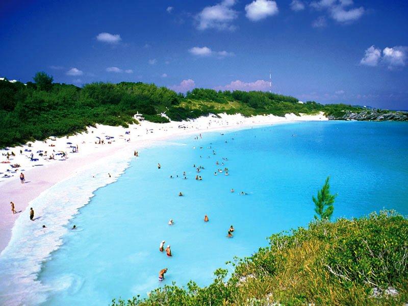 Horse shoe Bay, World's Most Beautiful Beaches