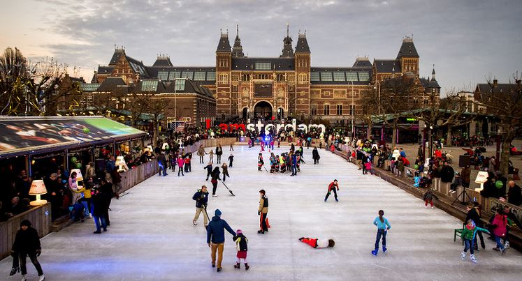 Amsterdam Museumnplein, Things to do in Amsterdam – Netherland