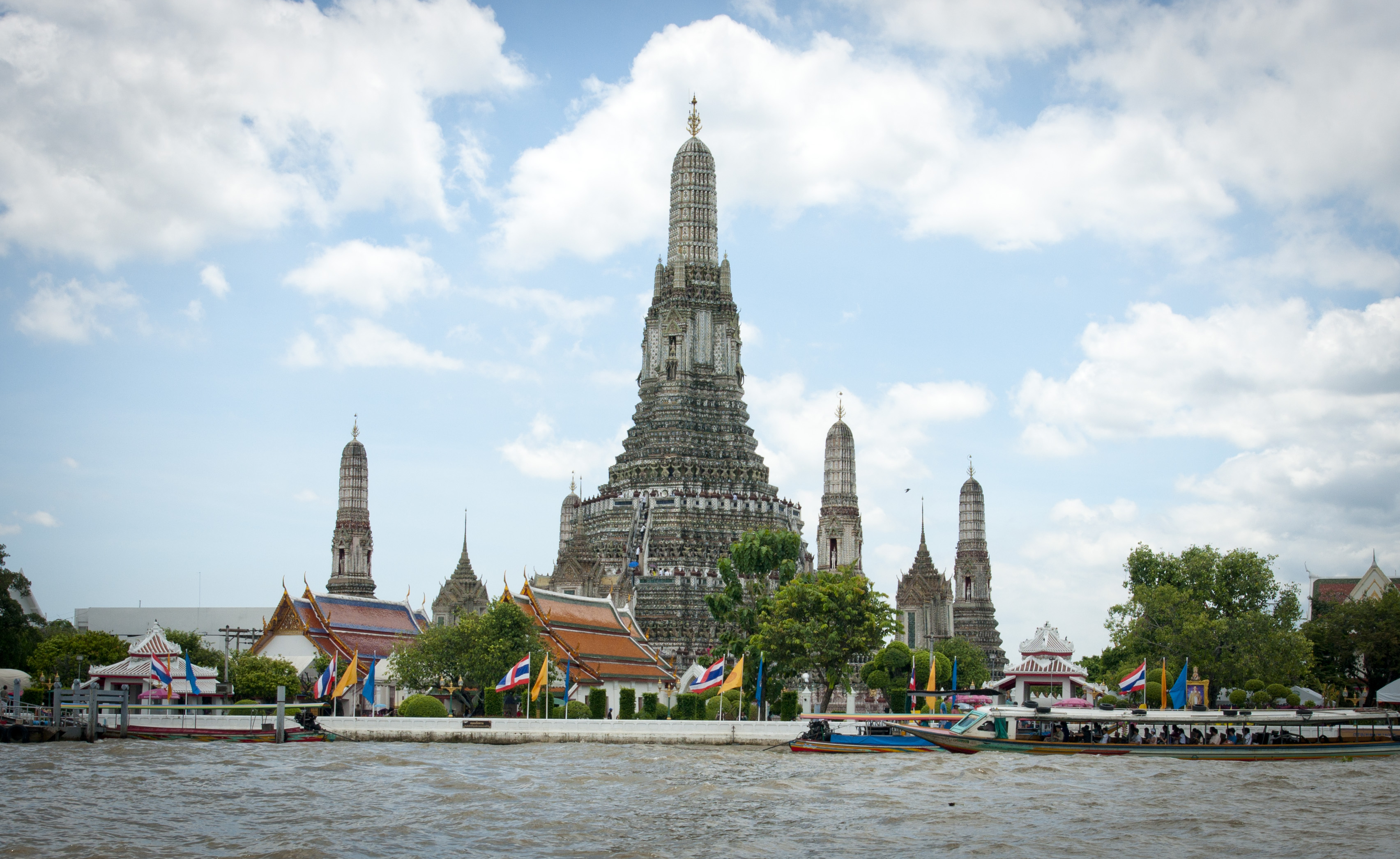 wat aun things to do in Thailand