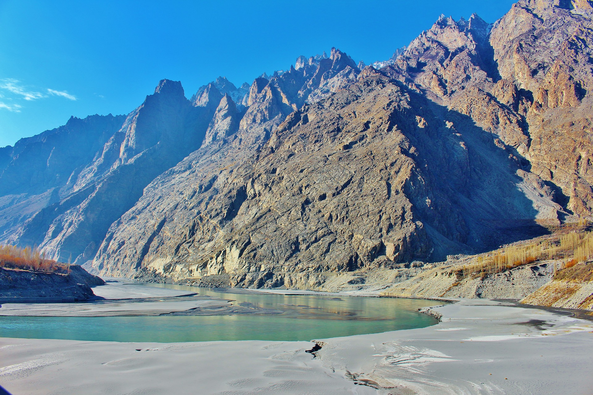 Things to explore in Pakistan - Hunza Valley