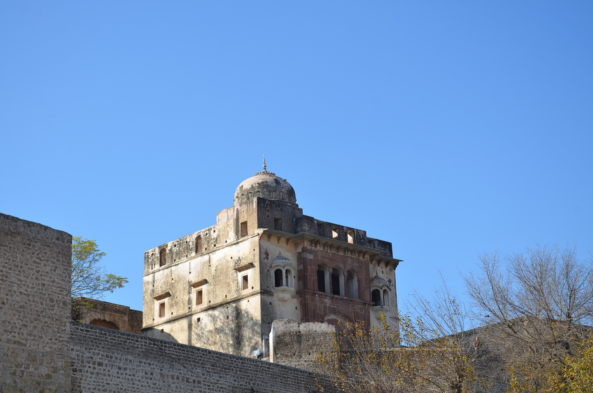 Things to explore in Pakistan -  Katas Raj Temple, Chakwal