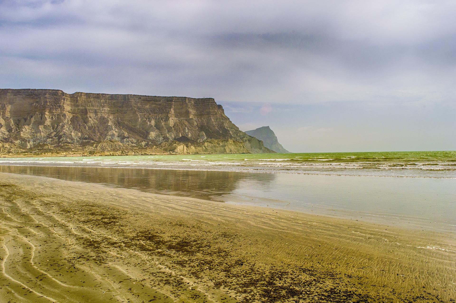 Things to explore in Pakistan - Kund Malir Beach