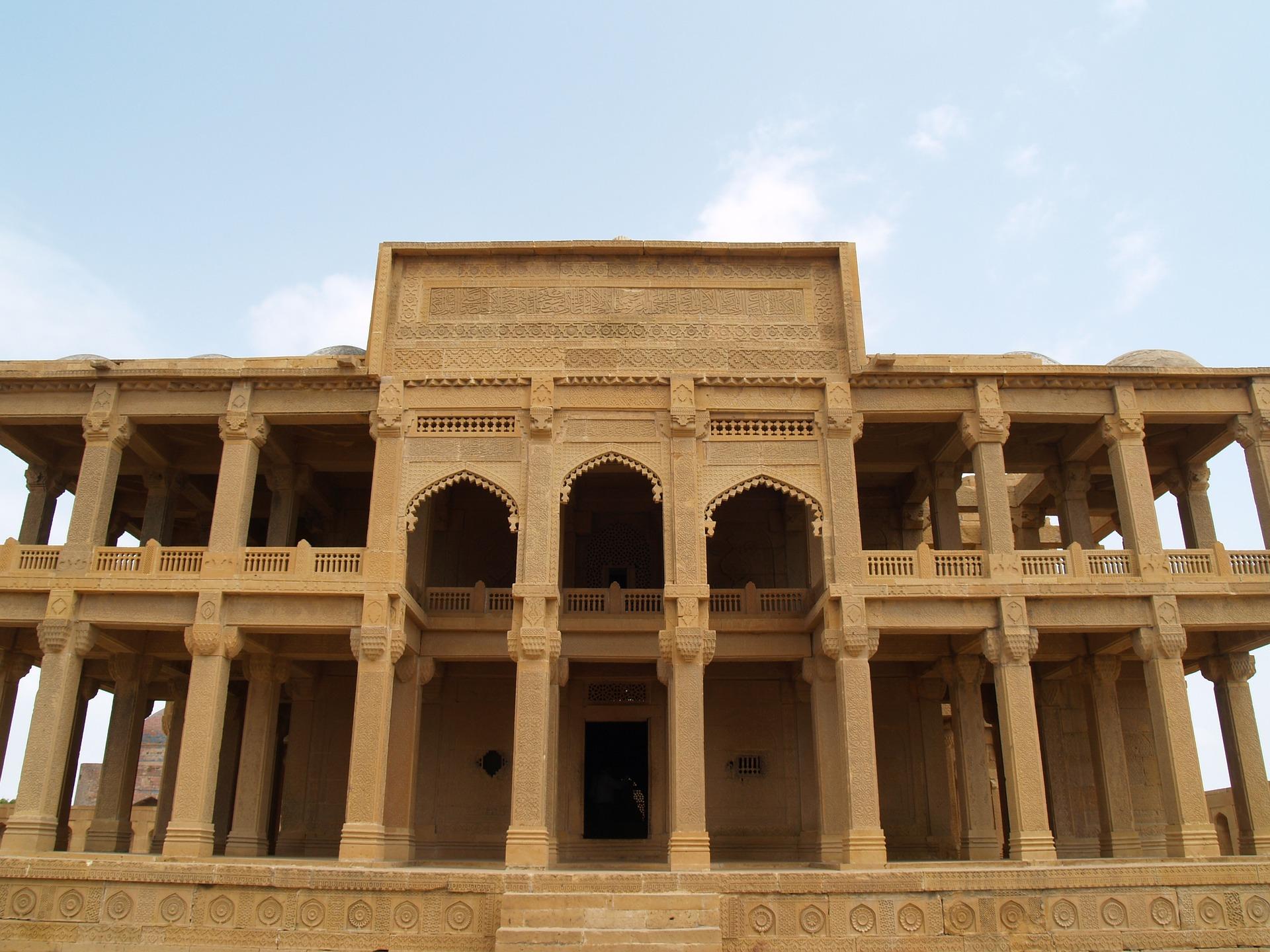 Things to explore in Pakistan -  Makli Necropolises