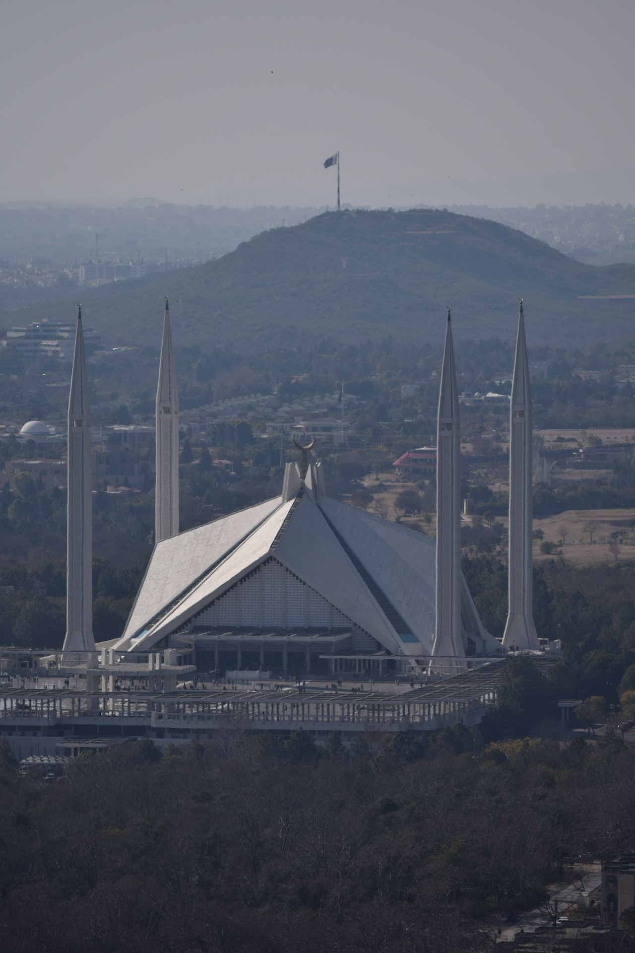 Things to explore in Pakistan - Marhalla Hills, Islamabad