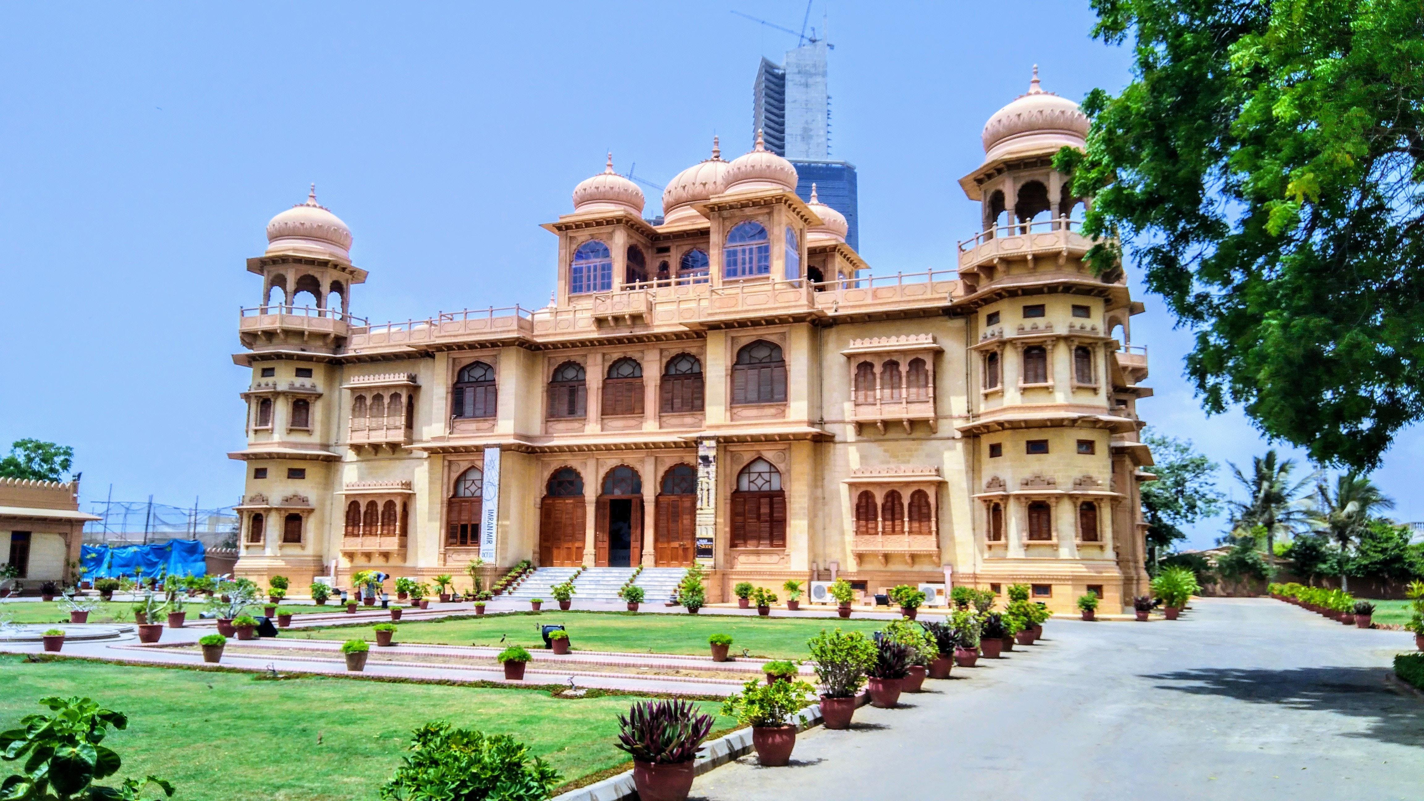 Things to explore in Pakistan -  Mohatta Palace, Karachi