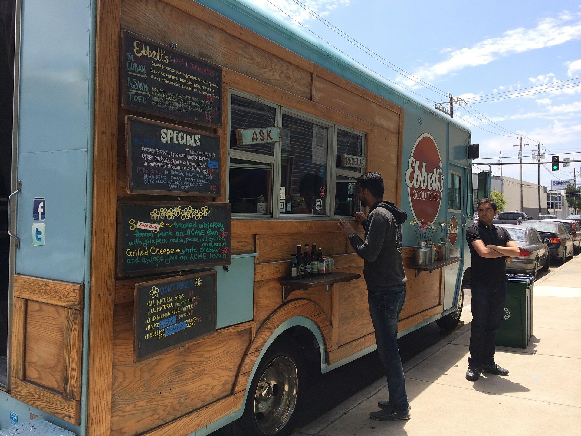 Food Truck Tuesdays