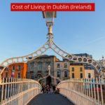 COST OF LIVING IN DUBLIN-UTTD