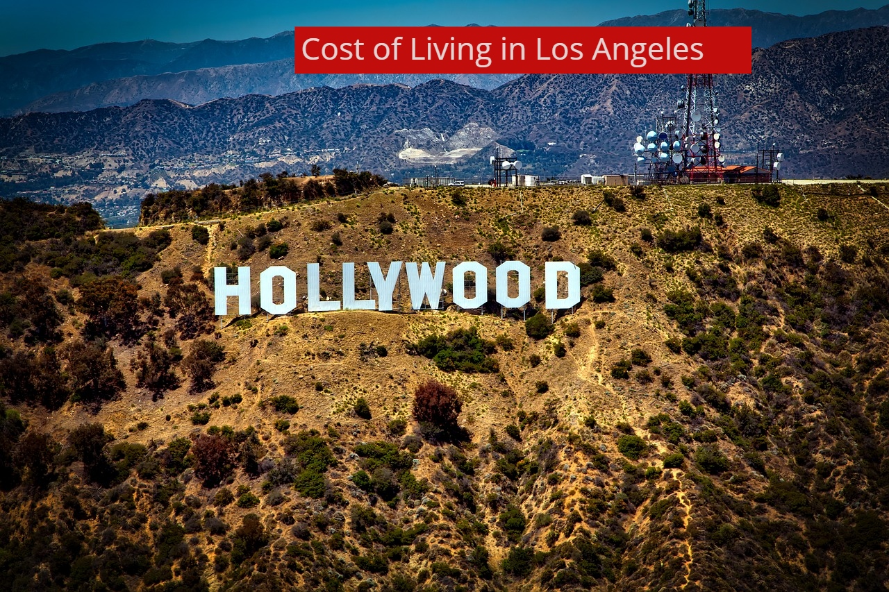 COST OF LIVING IN LOS ANGELES-UTTD