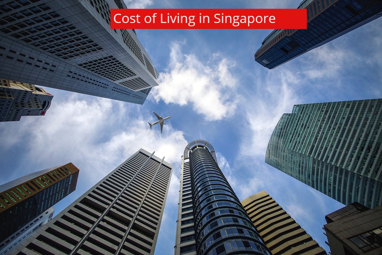 COST OF LIVING IN SINGAPORE-UTTD