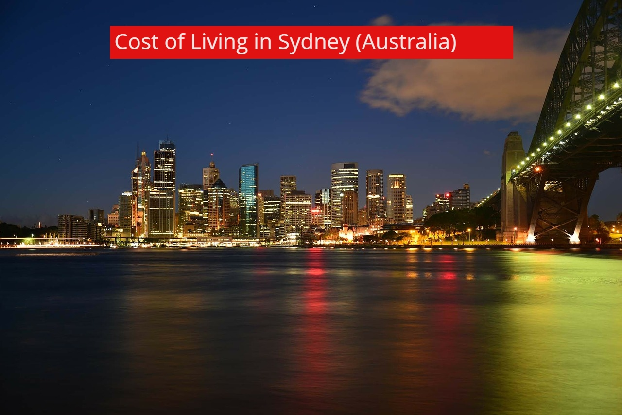 COST OF LIVING IN SYDNEY-UTTD