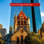 COST OF LIVING IN boston-UTTD