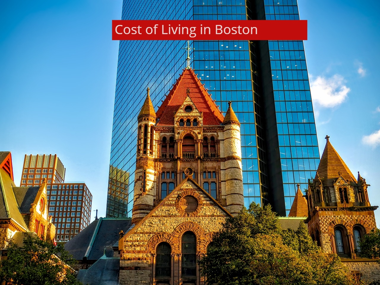 COST OF LIVING IN boston-UTTD