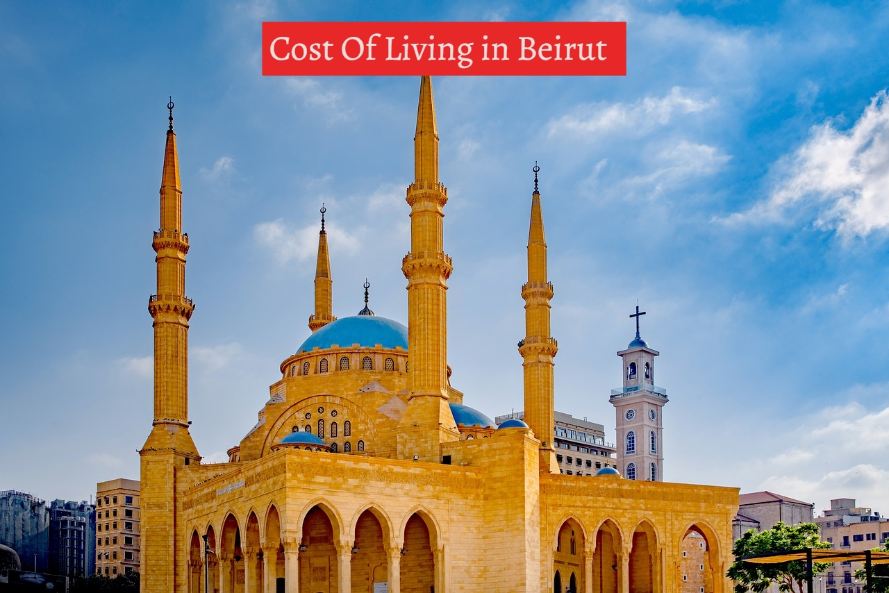 Cost Of Living in Beirut-UTTD