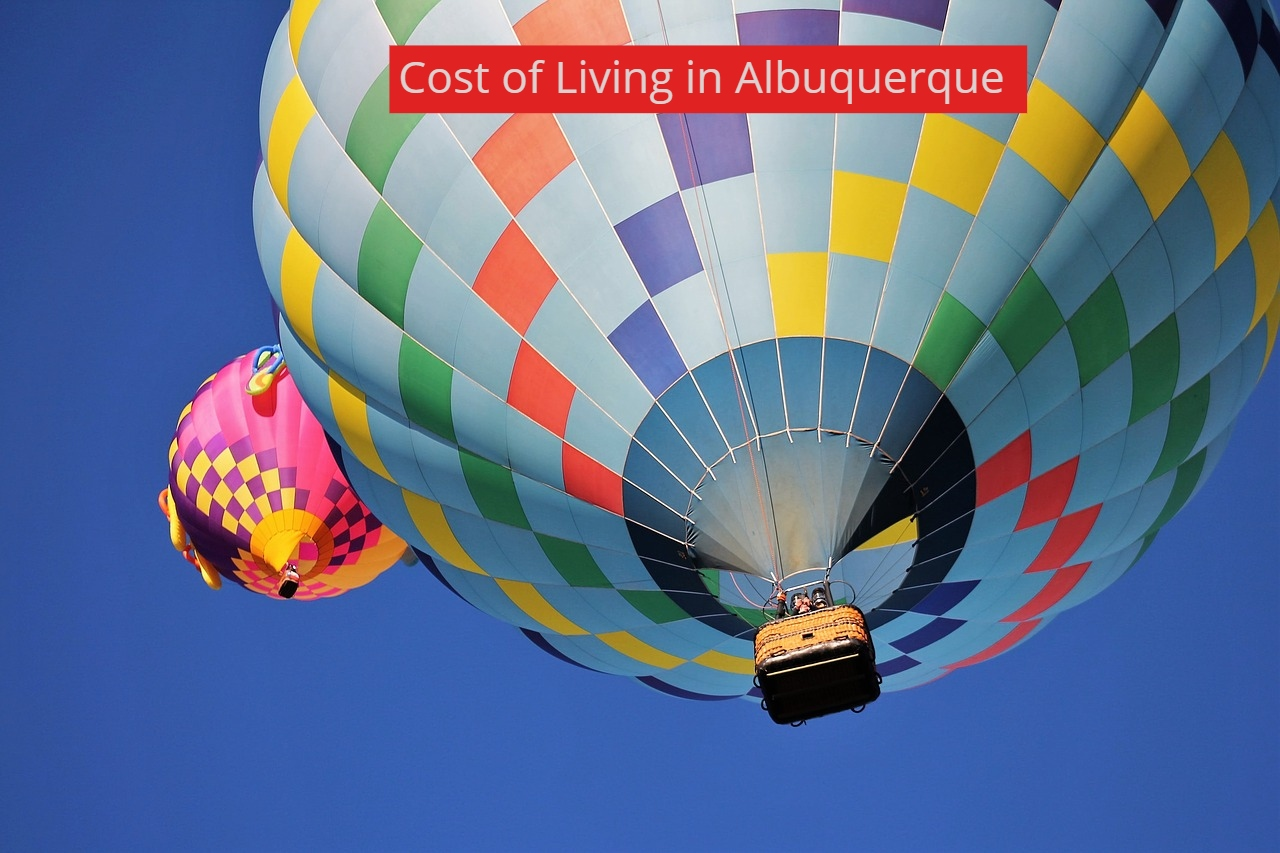 Cost of Living in Albuquerque-UTTD