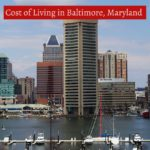 Cost of Living in Baltimore, Maryland-UTTD
