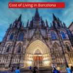 Cost of Living in Barcelona-vv