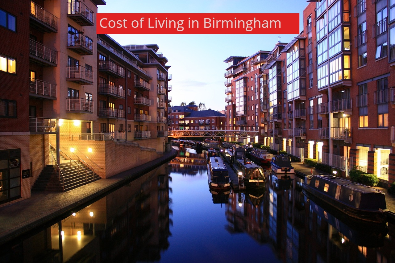 Cost of Living in Birmingham-UTTD