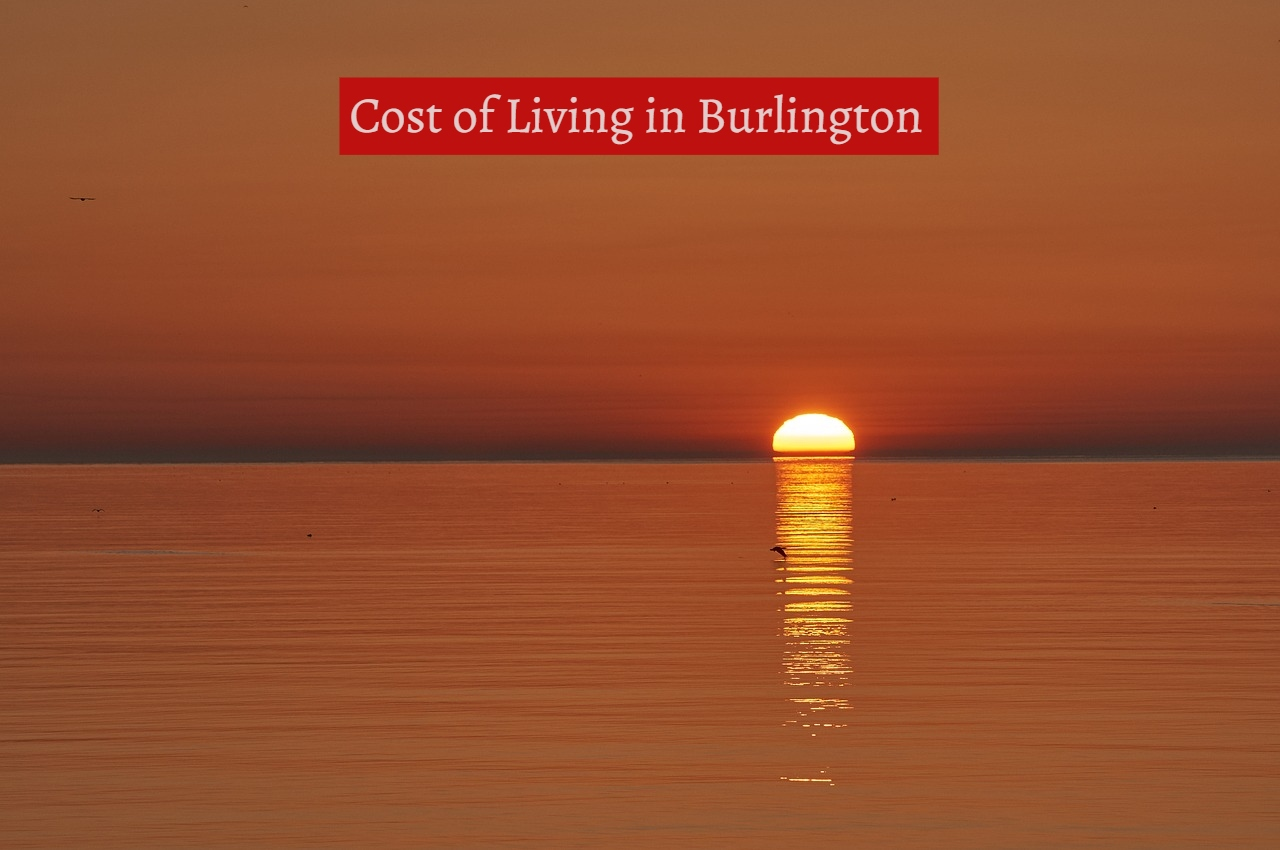 Cost of Living in Burlington-UTTD