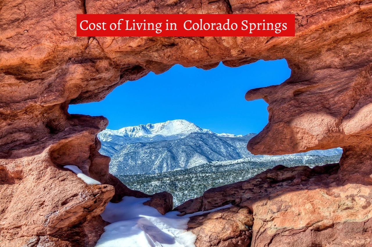 Cost of Living in Colorado Springs-UTTD