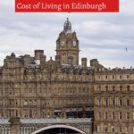 Cost of Living in Edinburgh-UTTD