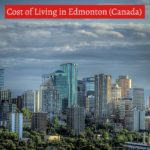 Cost of Living in Edmonton (Canada)-UTTD