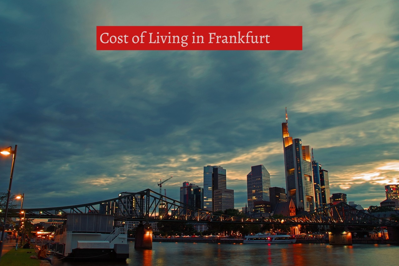 Cost of Living in Frankfurt-UTTD