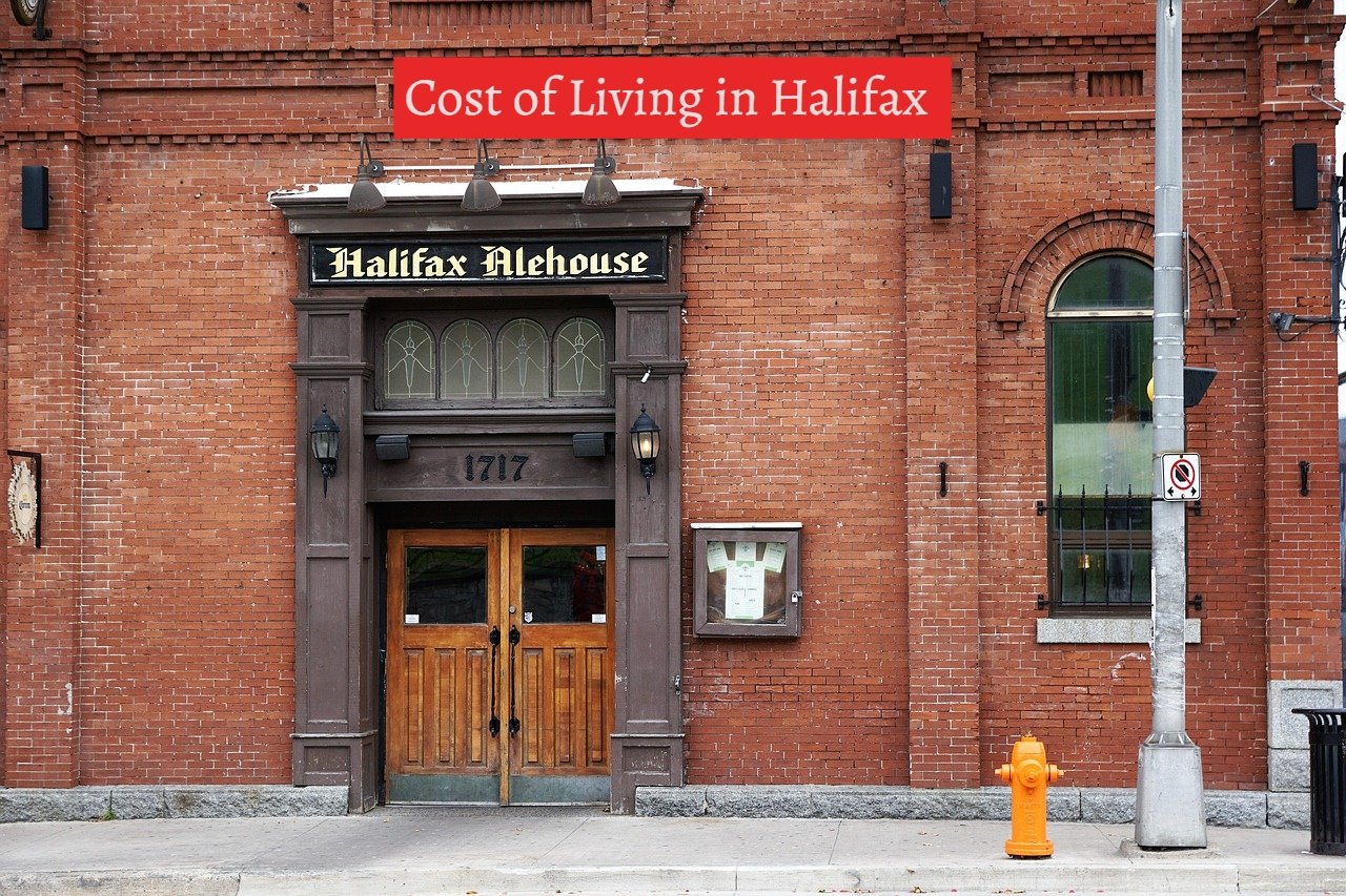Cost of Living in Halifax-UTTD