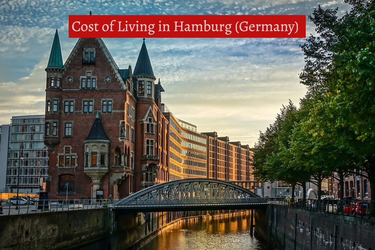 Cost of Living in Hamburg (Germany)-UTTD