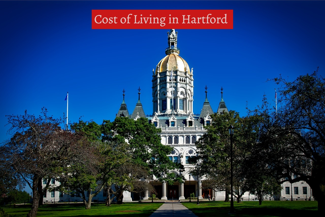 Cost of Living in Hartford-UTTD