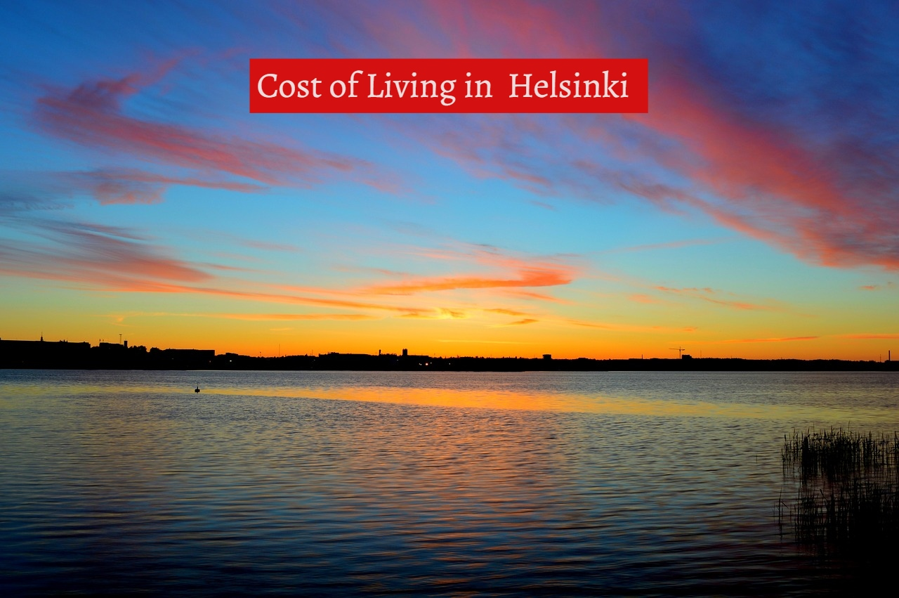 Cost of Living in Helsinki-UTTD