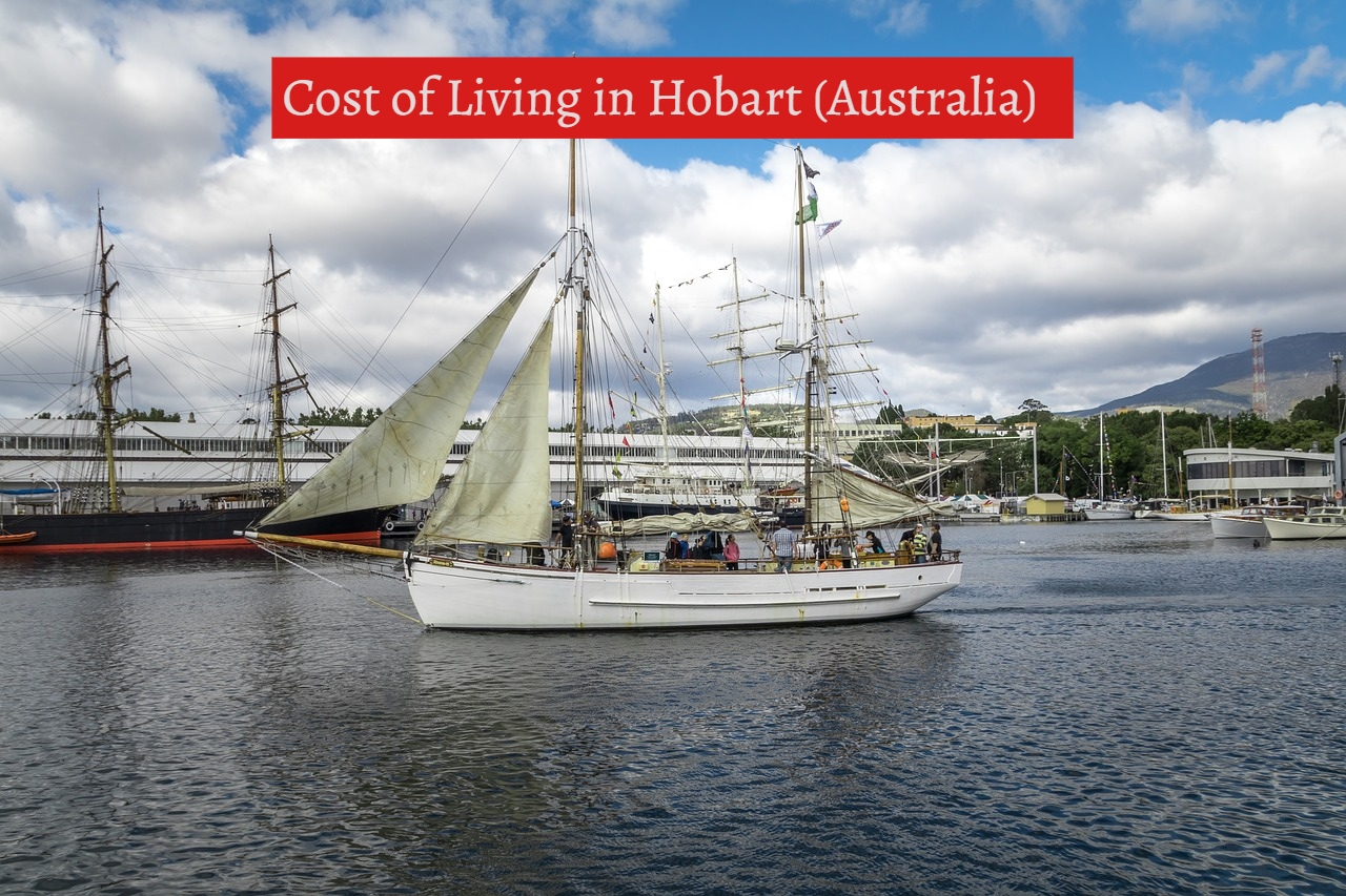 Cost of Living in Hobart (Australia)-VV