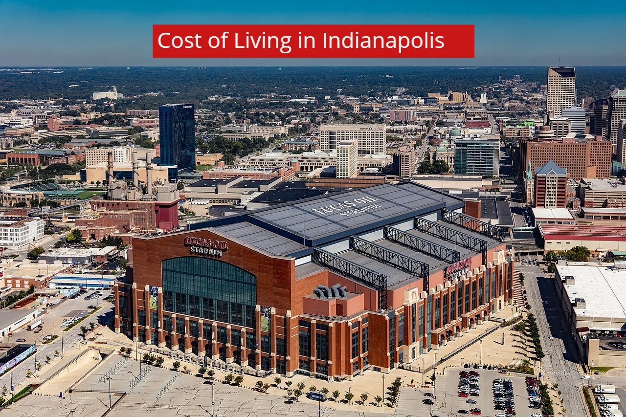 Cost of Living in Indianapolis-VV
