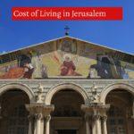 Cost of Living in Jerusalem-UTTD
