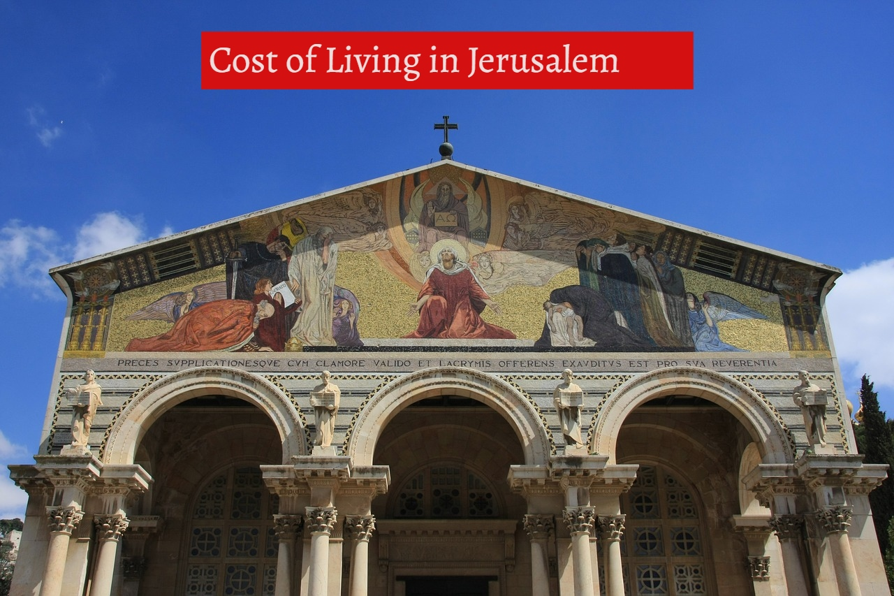 Cost of Living in Jerusalem-UTTD