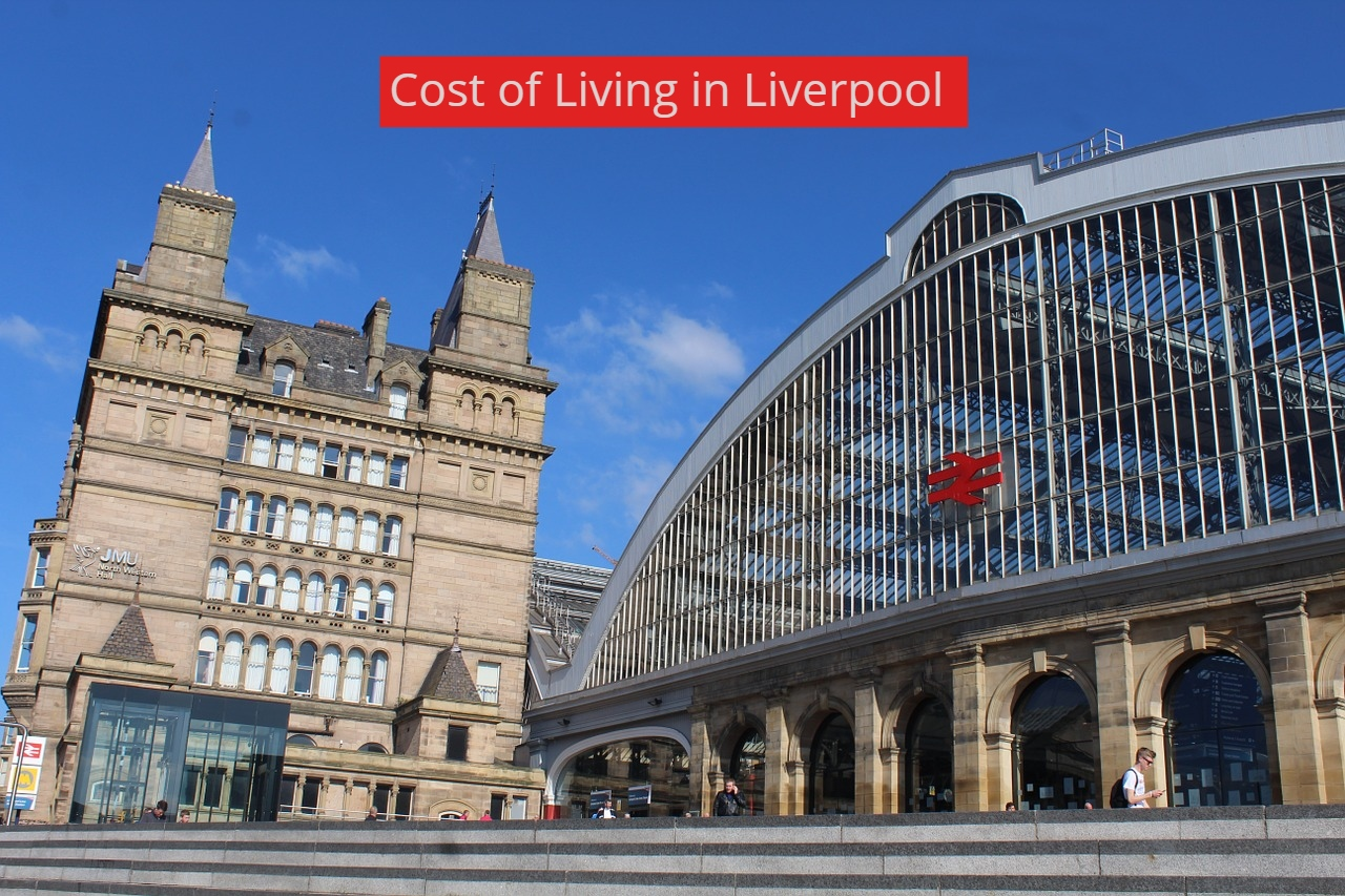 Cost of Living in Liverpool-UTTD