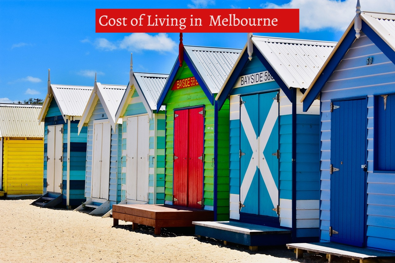 Cost of Living in Melbourne-UTTD