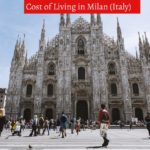 Cost of Living in Milan (Italy)-UTTD