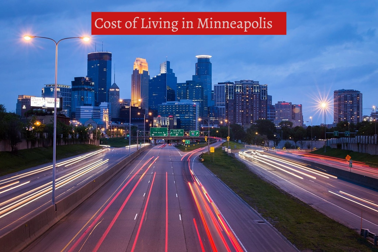 Cost of Living in Minneapolis-UTTD