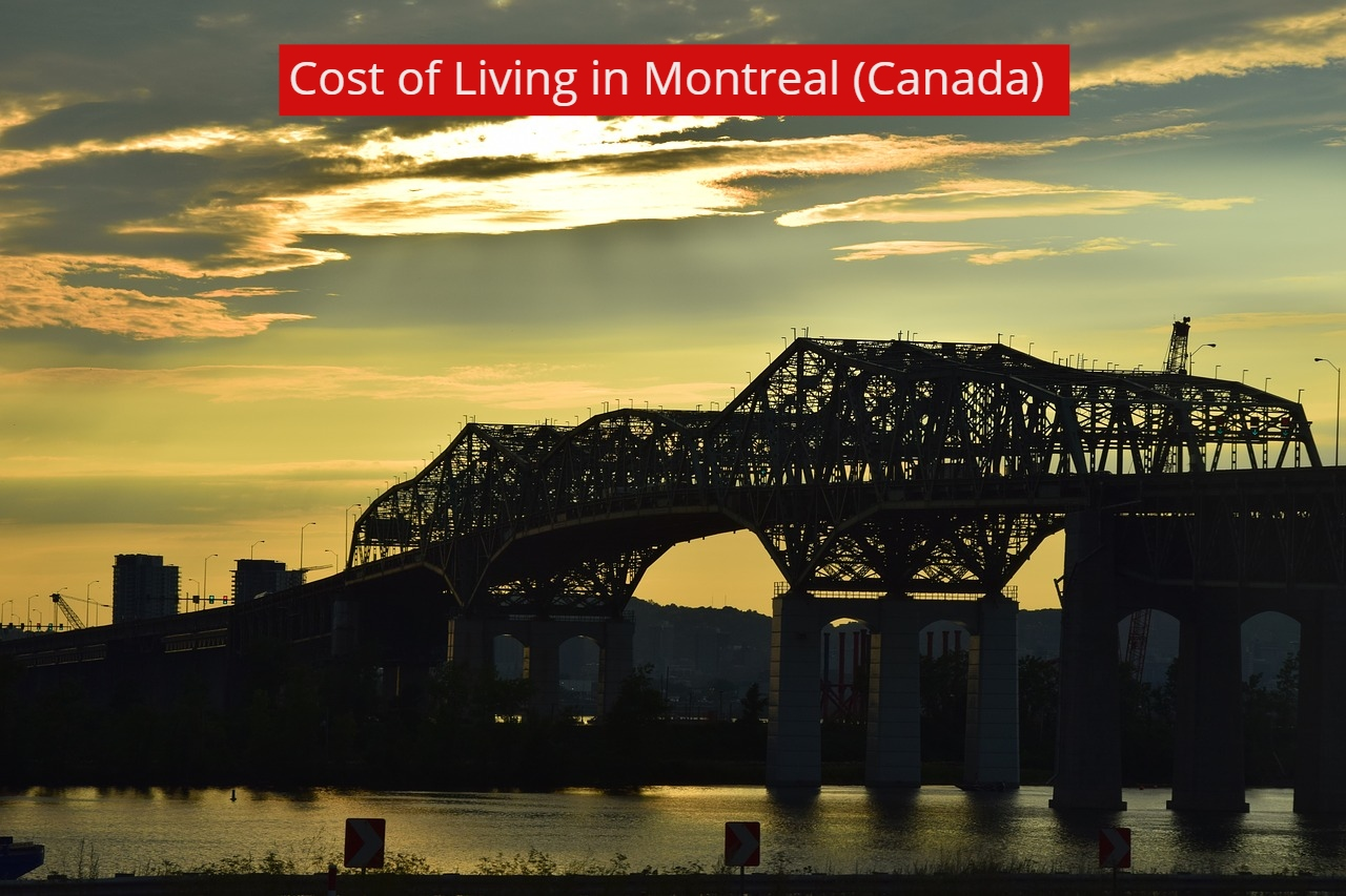 Cost of Living in Montreal (Canada)-uttd