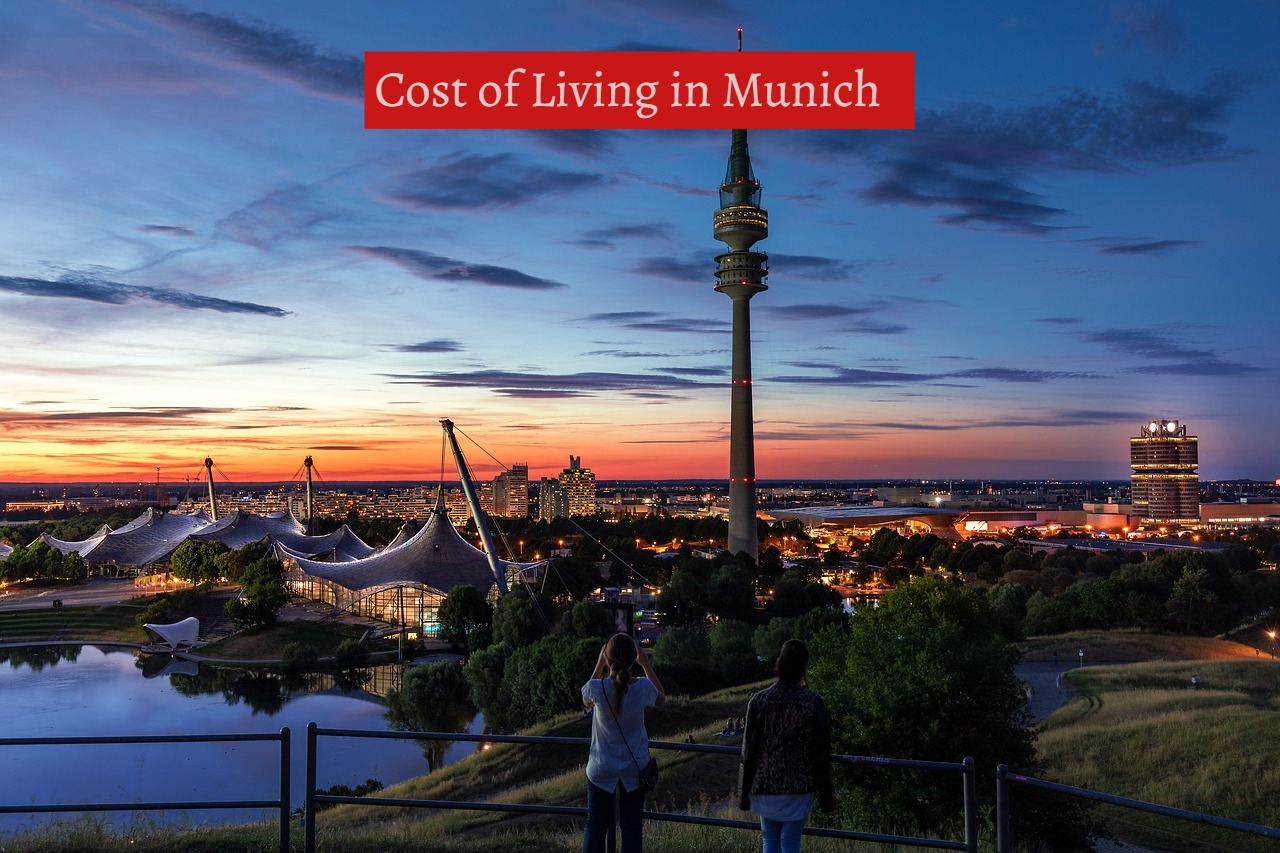 Cost of Living in Munich-UTTD