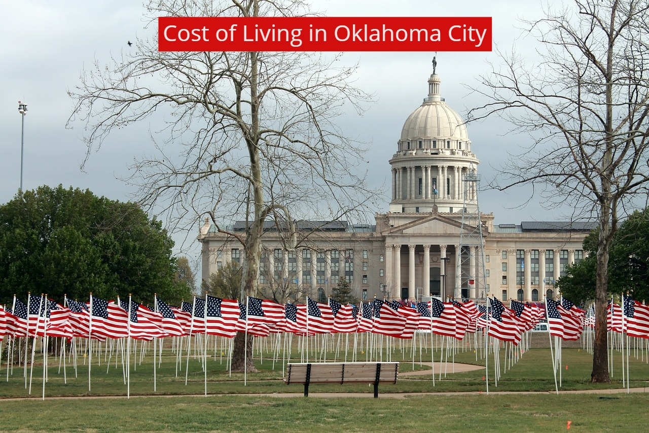 Cost of Living in Oklahoma City-UTTD