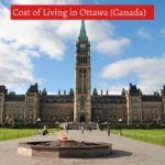 Cost of Living in Ottawa (Canada)-VV