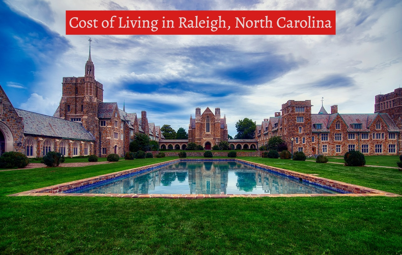 Cost of Living in Raleigh, North Carolina-VV