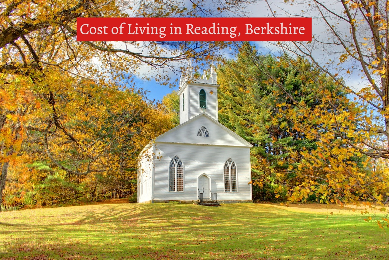 Cost of Living in Reading, Berkshire-UTTD