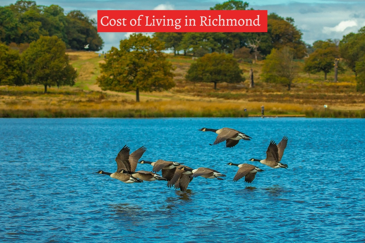 Cost of Living in Richmond-UTTD