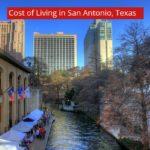 Cost of Living in San Antonio, Texas-VV