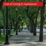 Cost of Living in Saskatoon-VV